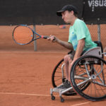 Henry de Cure wheelchair tennis