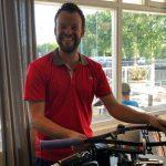 Rotterdam Open 2018 – Stringer Timo van Driel heeft eerste rackets al bespannen