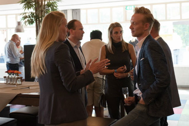 Foto's Business Borrel vrijdag 25 augustus 2017