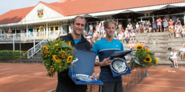 Toernooiwinnaars Rotterdam Open